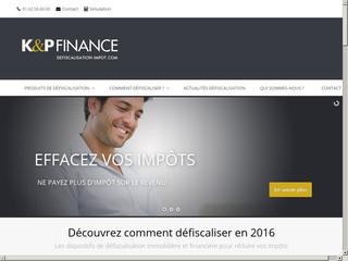 K&P Défiscalisation : spécialiste de la défiscalisation pour les particuliers